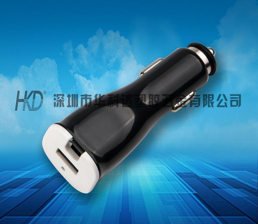 333线口+USB车充(抛光面)